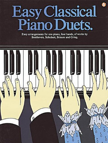 Easy Classical Piano Duets (Easy Classical Piano Duet, Efs173)