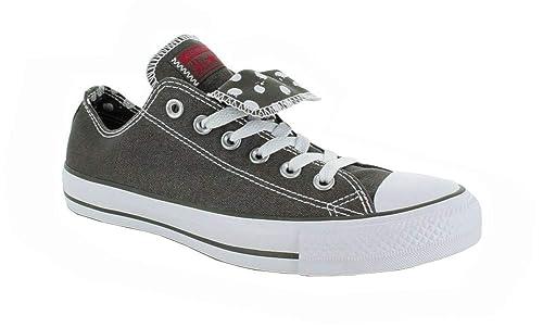 converse metallic gris