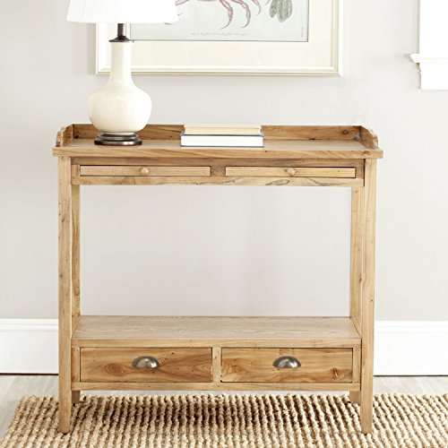 Safavieh American Homes Collection Peter Oak Console Table Review