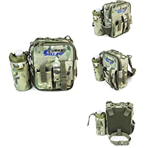 Canvas multifunction fishing bag waterproof for Amazon fishing gear
