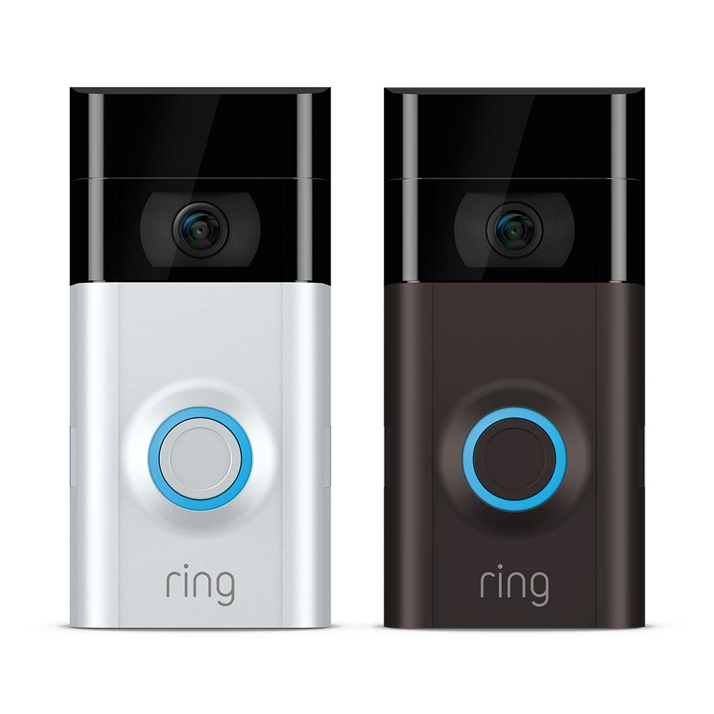 Ring Video Doorbell 2 IP Video Türsprechanlage