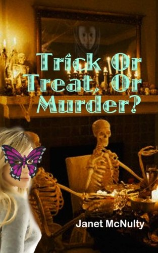 Download Trick Or Treat Or Murder (A Mellow Summers Paranormal Mystery) (Volume 8) PDF