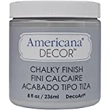 Deco Art Americana Chalky Finish Paint, 8-Ounce, Yesteryear