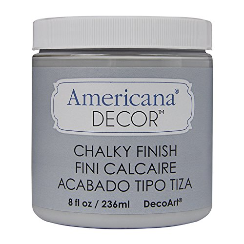 DecoArt ADC-27 Americana Chalky Finish Paint, 8-Ounce, Yesteryear (The Best Of Yesteryear)