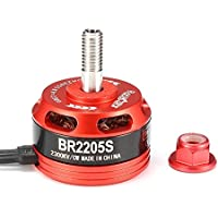 BangBang Racerstar Racing Edition 2205S BR2205S 2300KV 2-4S Brushless Motor For X210 220 QAV250 FPV Frame (1Pc: Mode Clockwise Screw Thread)