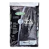 GARICK BG2CFDMBGT Green Thumb Mulch, 2 cu. ft., Black