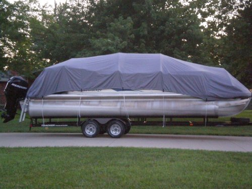 Extreme Marine Products Arnall's Laser Arch Support System for Pontoon Covers-5 Sets ()