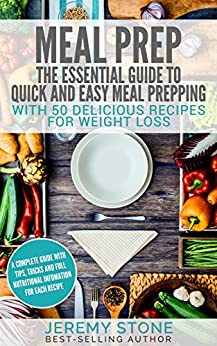 Meal Prep Essential Prepping Delicious ebook product image