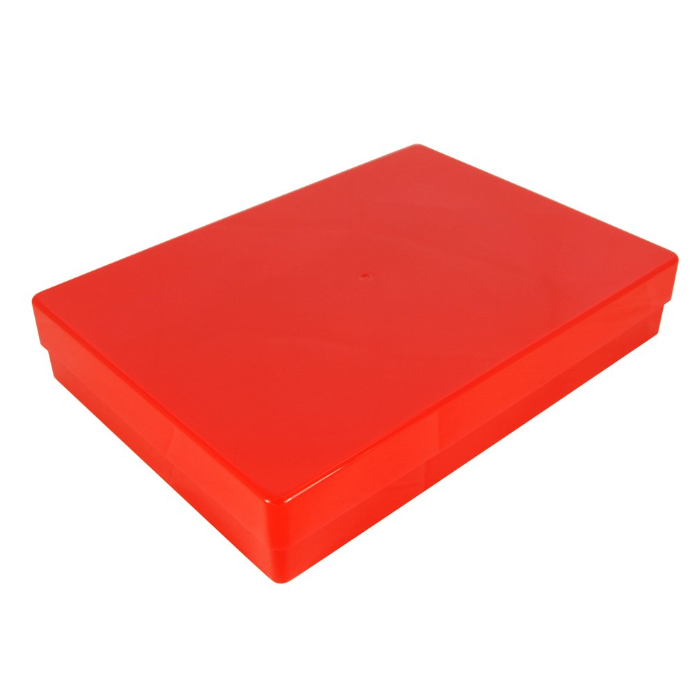 WestonBoxes A4/Plastique Craft Bo/îtes de rangement/ /Bleu lot de 5