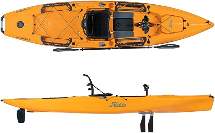 Hobie 2020 Mirage Outback (Papaya Orange)