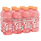Gatorade Thirst Quencher G2 Low Calorie, Raspberry Lemonade, 20 Fl Oz (Pack Of 8)