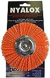 Dico 7200048 4'' Medium Nyalox Wire Wheel Brush