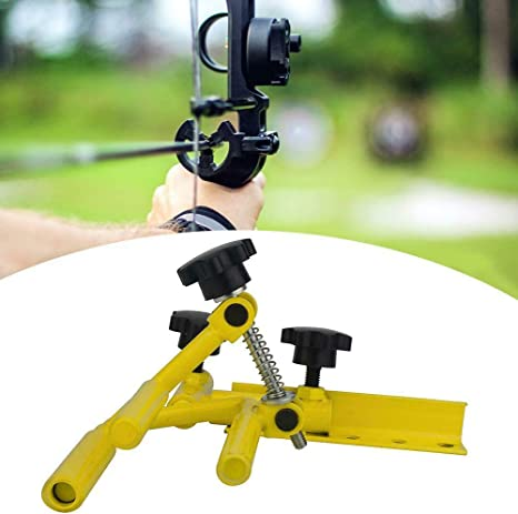 Archery Bow Vise Professional Adjustable Bow Vice for Adjusting Compund Bow