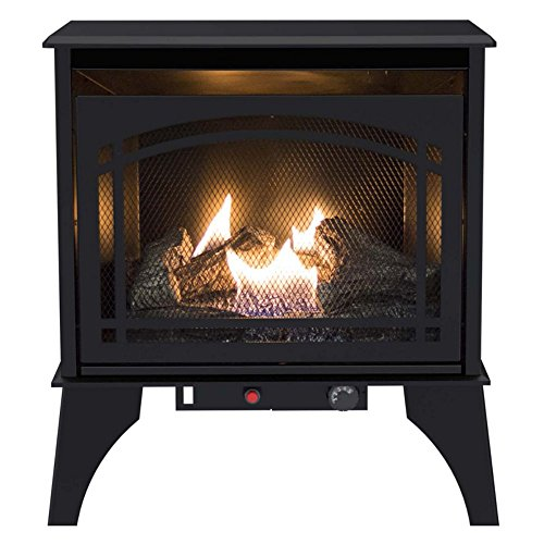 Learn More About Pleasant Hearth VFS-PH20DT 23.5 in. Compact Vent-Free Gas Stove