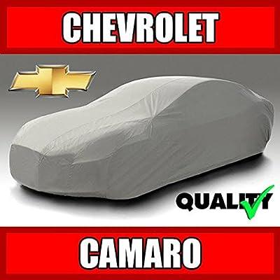 autopartsmarket Chevy Camaro IROC Z28 1982 1983 1984 1985 1986 1987 1988 1989 1990 1991 1992 Ultimate Waterproof Custom-Fit Car Cover