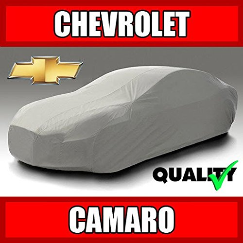 autopartsmarket Chevy Camaro IROC Z28 1982 1983 1984 1985 1986 1987 1988 1989 1990 1991 1992 Ultimate Waterproof Custom-Fit Car Cover
