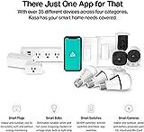 Kasa Smart Plug by TP-Link,Smart Home WiFi Outlet