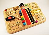 Cars Busy board Travel toys Toddler toys Adult busy board Latch board Sensory toy Montessori for baby Autistic toys Busy box Cube Quiet book
