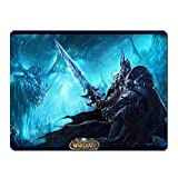 General MousePad Store WOW Nerzul Mouse Pad World of Warcraft Arthas Menethil Catoon Anime Mouse Pad By Best Quality