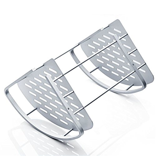 bathroom space aluminum basket/European-style bathroom shelves/ bathroom hardware accessories-A 30%OFF