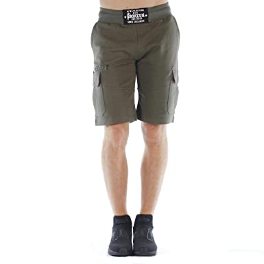 BOXEUR DES RUES Bxe-1889j Pantalones Cortos de Chandal con ...