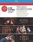 Shakespeare - Comedy Romance Tragedy [Thea Sharrock; Dominic Dromgoole, Various] [OPUS ARTE] [Blu-ray]