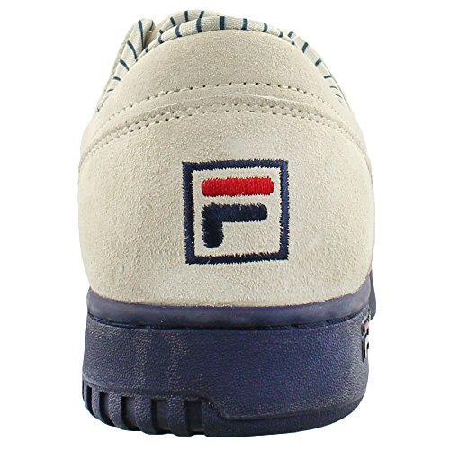 Fila Herren Original Fitness PS Fila Creme / Fila Navy / Fila rot