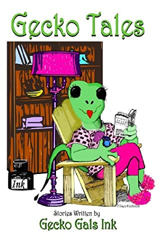 book cover of Gecko Tales