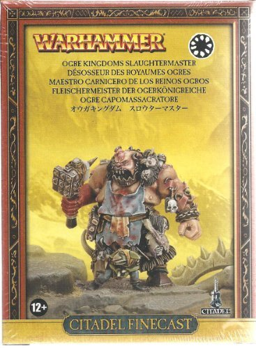 Ogre Kingdoms Slaughtermaster by Games Workshop