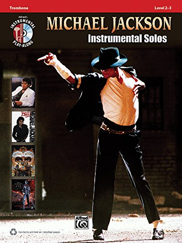 Michael Jackson - Instrumental Solos: Trombone (Pop Instrumental Solos ()