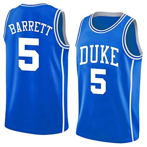 RJ Barrett Duke College Mens Basketball Jersey (L)