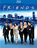 [DVD]フレンズ 〈シーズン1-10〉コンプリート ブルーレイ BOX[初回限定生産] [Blu-ray]