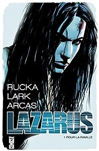 """Afficher """"Lazarus n° 1<br /> Pour la famille"""""""