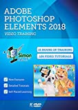 #1: Adobe Photoshop Elements 2018 Self-Paced DVD Training Course By Simon Sez IT | Perfect Images & Pictures With A 15-Hour, Comprehensive & Easy To Follow Course