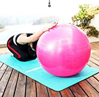 Yanghui - Pelota de yoga antigolpes con bomba de mano para ...