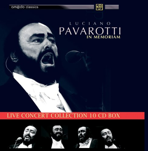 In Memoriam live concert collection 10 CD box set by CASCADE
