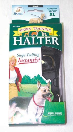 Sporn Stop Pull Halter by Sporn