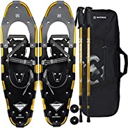 Winterial Back Trail Snowshoes 2017 / Recreational Snowshoes/Snowshoeing/Snowshoe/Backcountry Snowshoeing/Roll