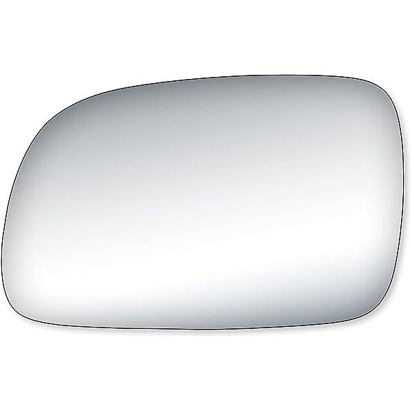 ADHESIVE 84-96 CHEROKEE WAGONEER COMANCHE Passenger Side NEW Mirror Glass