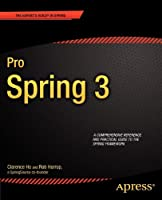 Pro Spring 3 Front Cover
