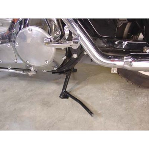 Non-Adjustable Center Stand Harley 80-08 FL Touring Bagger FLHT Electra Glide Road King