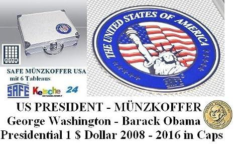 SAFEPRINT raíz Madera Monedas Cartuchos Premium 36 x US ...