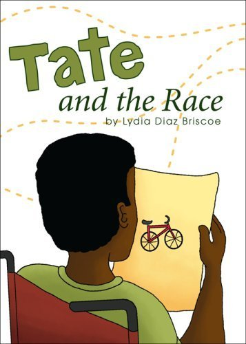Tate and the Race by Lydia Diaz Briscoe (2009) Perfect Paperback