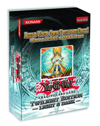 Amazon yu gi oh 5ds twilight edition light dark deck pack yu gi oh 5ds twilight edition light dark deck pack includes aloadofball Gallery