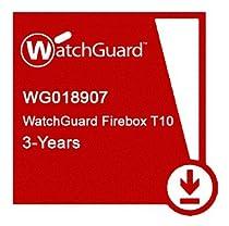   WG018907   APT Blocker for Firebox T10 Models, 3 years of service