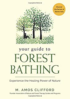 Book Cover: Your Guide to Forest Bathing: Experience the Healing Power of Nature