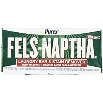 Fels Naptha Laundry Soap 5.5 Oz (Pack of 3)
