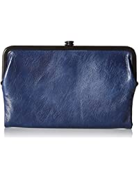 Womens Glory Vintage Leather Clutch Wallet