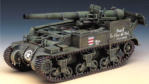 Review 1/35 155 Millimeter Gun