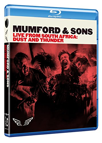 Mumford & Sons-Live from South Africa-Dust & Thunder [Blu-ray]